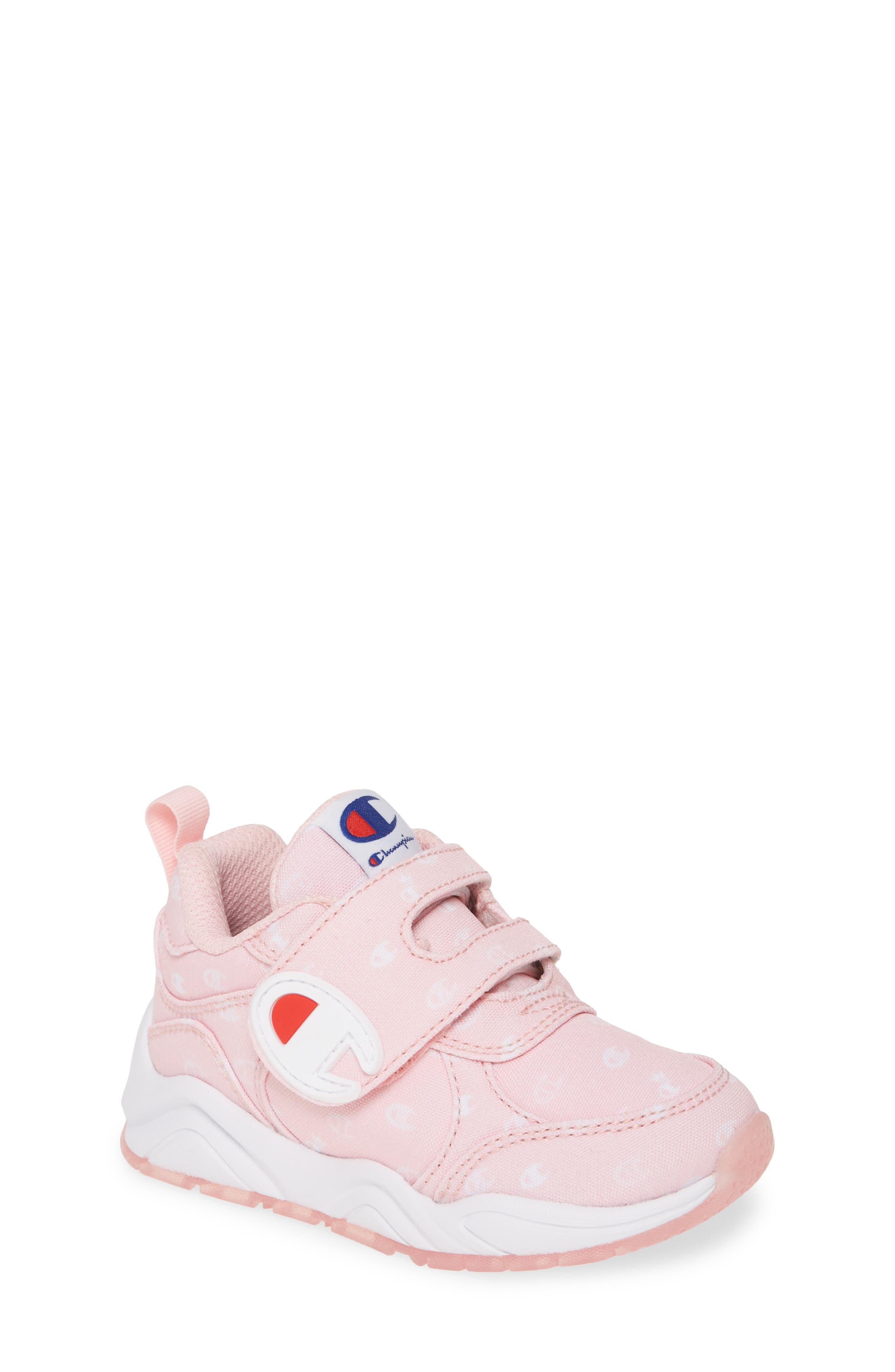 Toddler Girls Champion 93Eighteen Queen C Sneaker Size 5 M  Pink