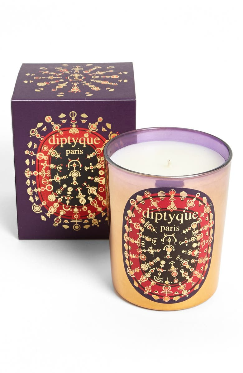 DIPTYQUE 'Indian Incense' Candle, Main, color, 000