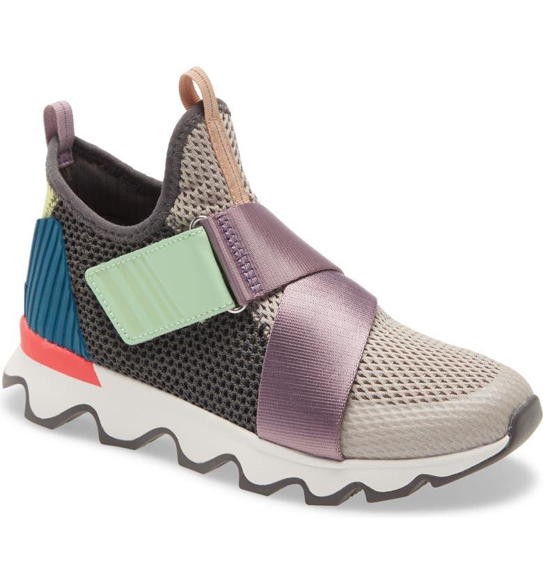 SOREL Kinetic Sneak High Top Sneaker, Main, color, 096