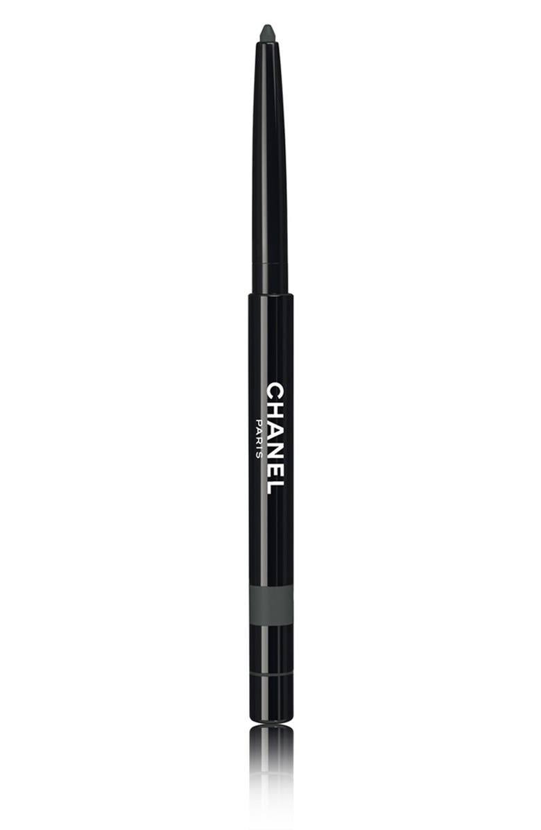 CHANEL STYLO YEUX WATERPROOF <br />Long-Lasting Eyeliner, Main, color, 10 EBENE