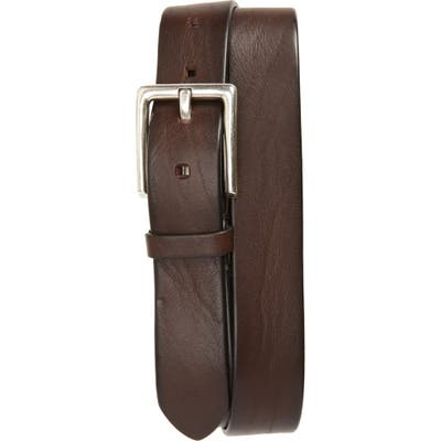 To Boot New York Vachetta Leather Belt, Florida Tmoro