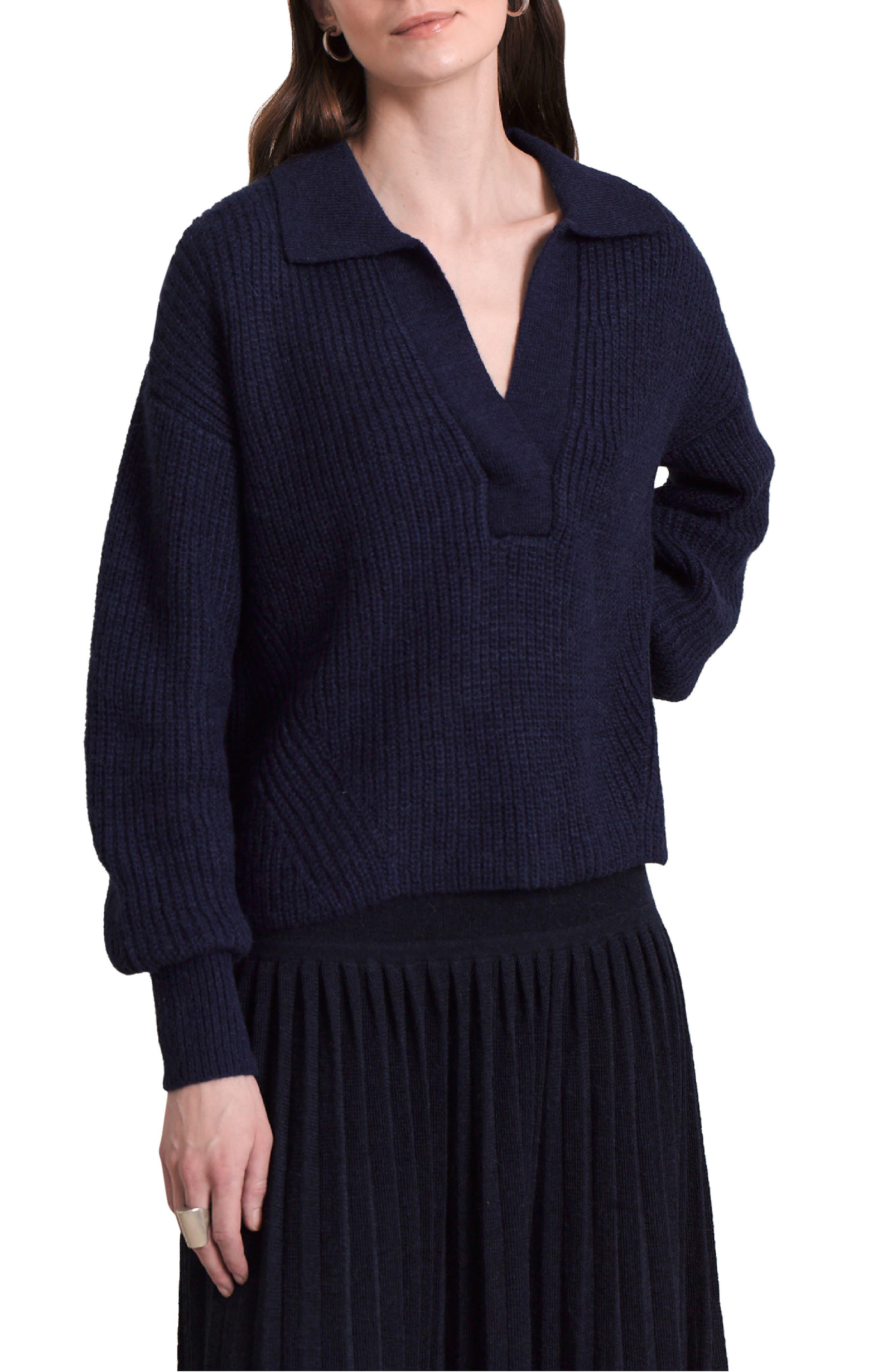 Tatum Alpaca Blend Sweater