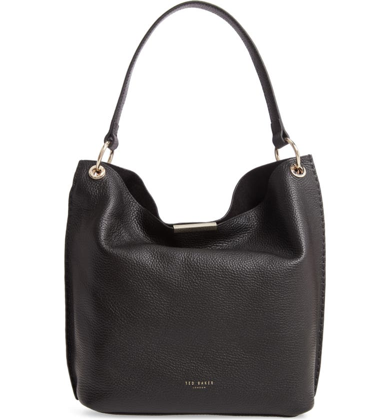 Ted Baker London Helgesoft Leather Hobo