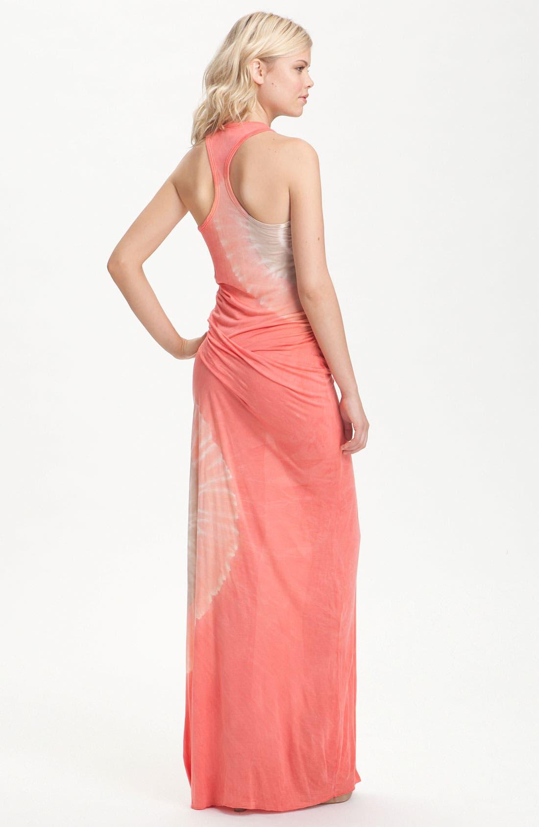 ,                             'Hamptons' Tie Dye Maxi Dress,                             Alternate thumbnail 7, color,                             950