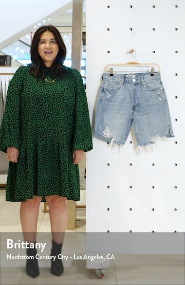 Sequoia Denim Shorts, sales video thumbnail