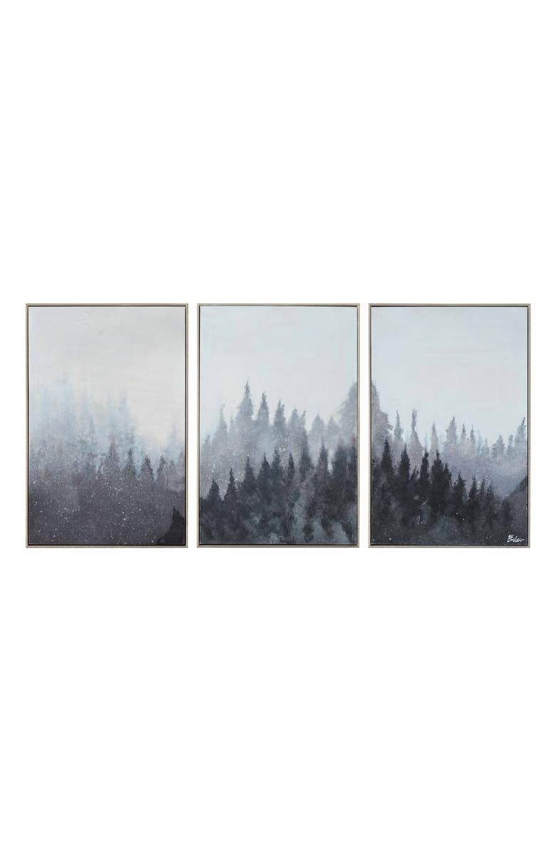 RENWIL Veneta Three-Panel Canvas Wall Art, Main, color, 020