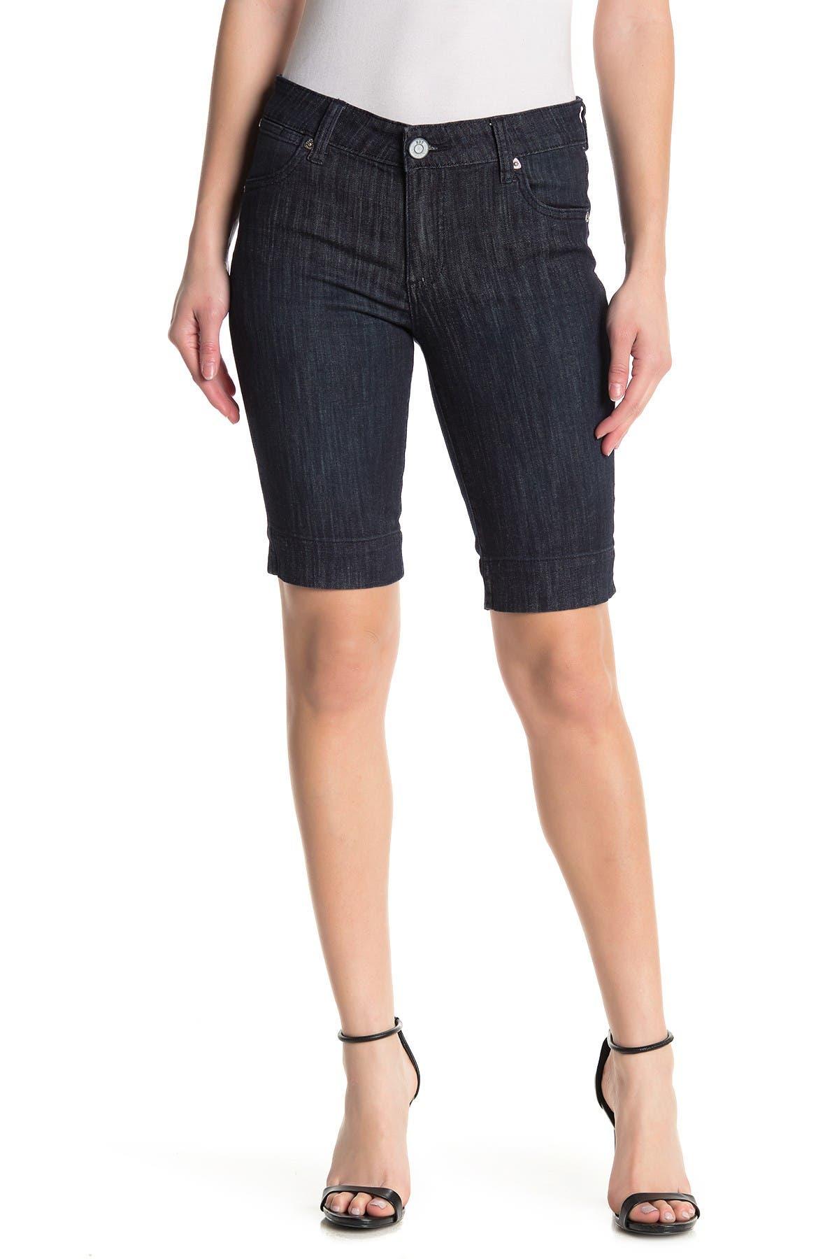 Image of KUT from the Kloth Nicole Bermuda Shorts