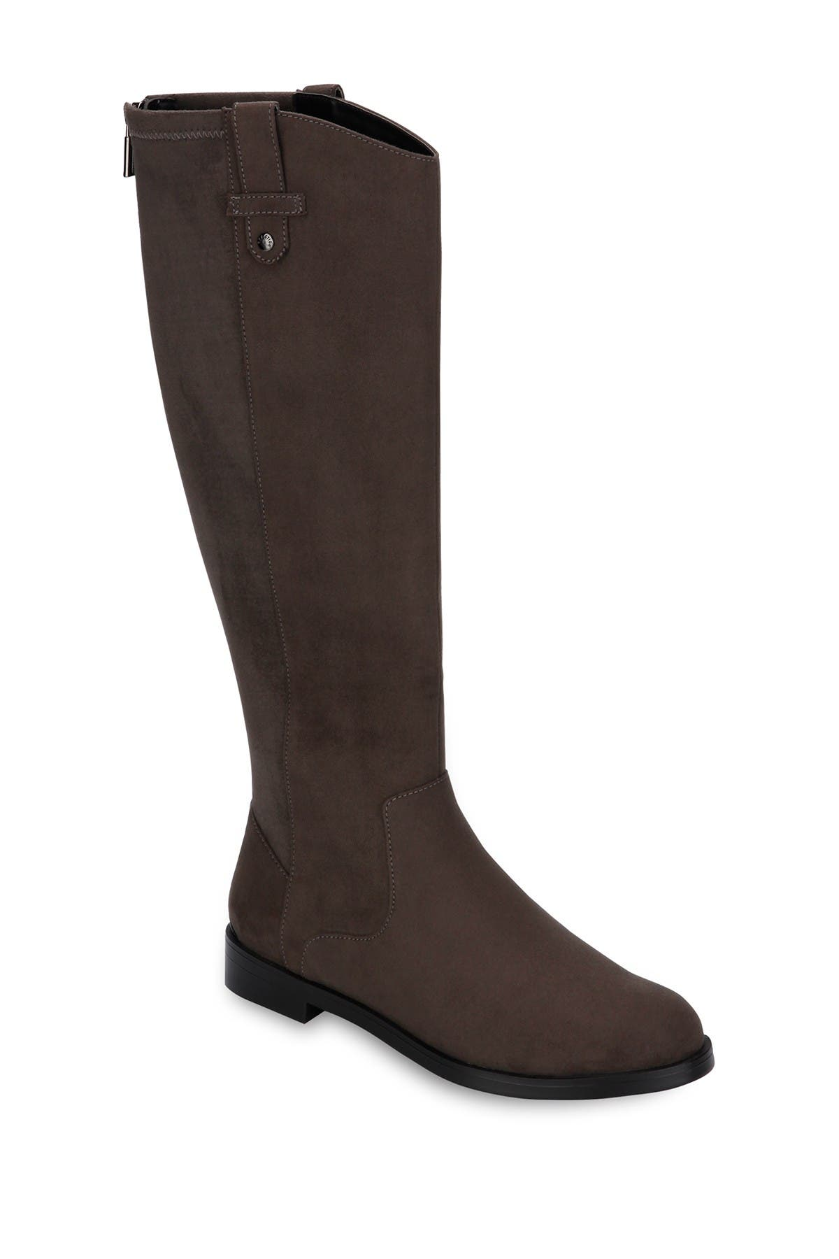Kenneth Cole Wind Stretch Boot In Steel