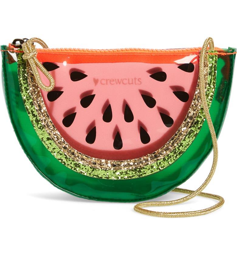 CREWCUTS BY J.CREW Watermelon Bag, Main, color, 600
