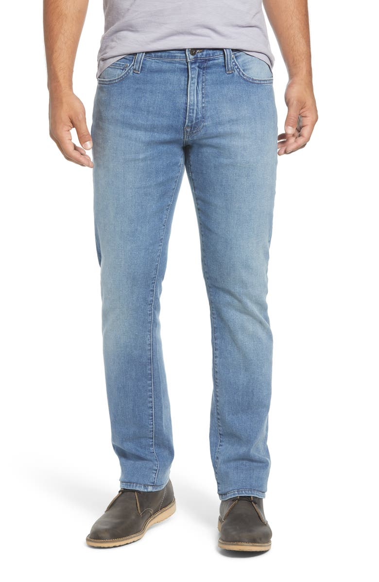 AGAVE Drakes Straight Leg Jeans, Main, color, BIG DRAKES FLEX 8-YR