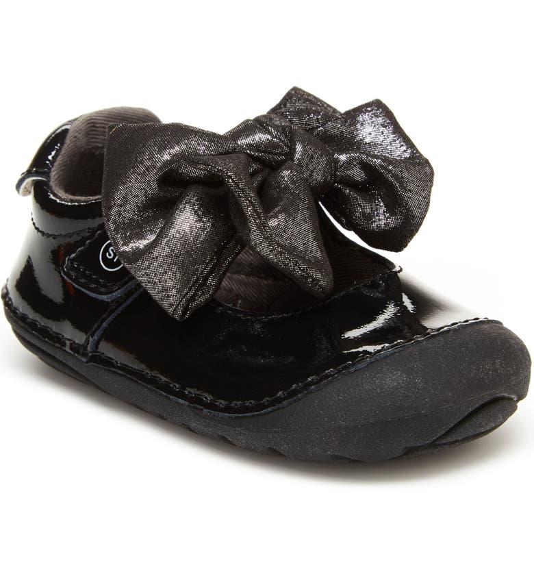 STRIDE RITE Soft Motion<sup>™</sup> Esme Mary Jane Shoe, Main, color, BLACK