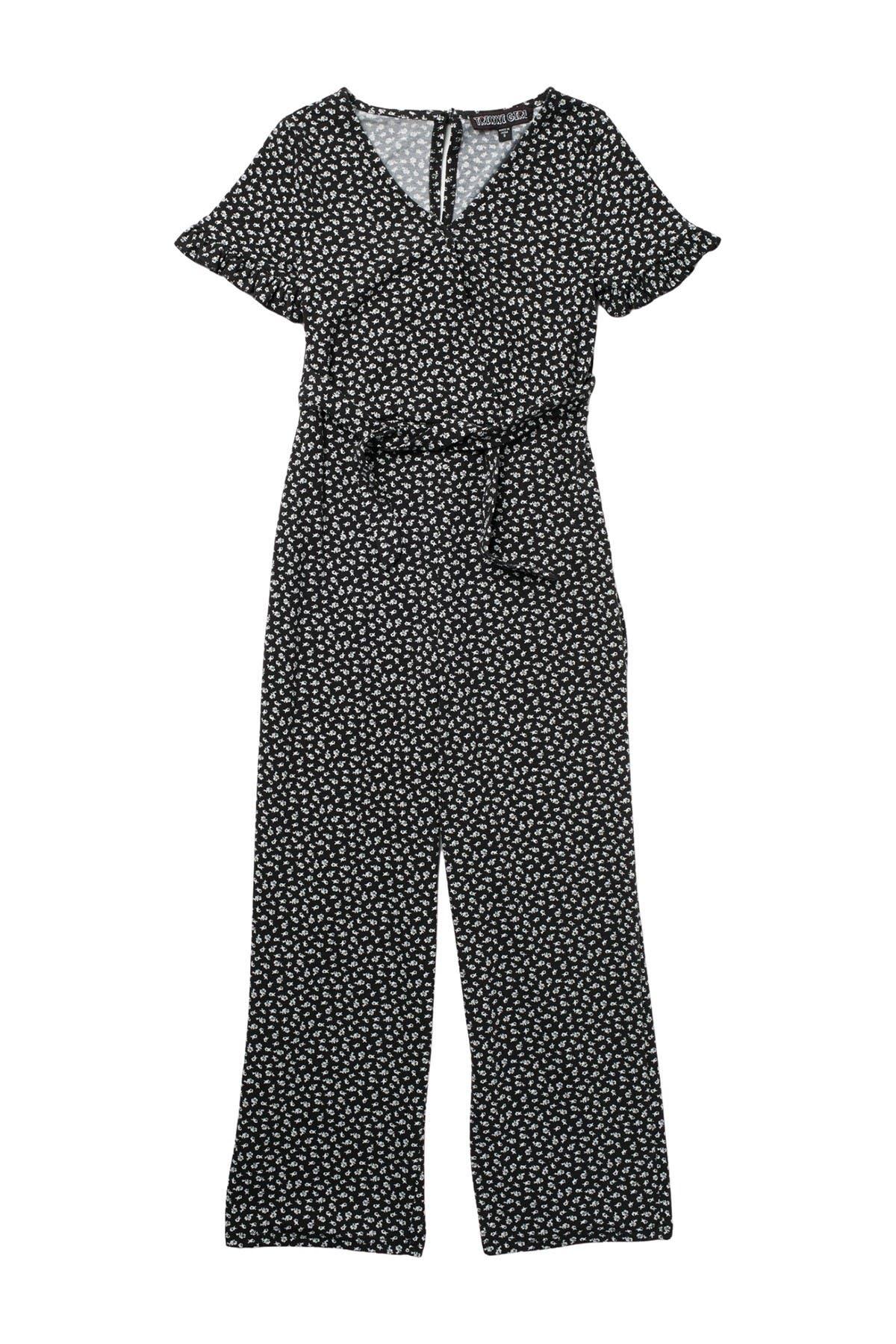 Image of Trixxi Knit Jumpsuit