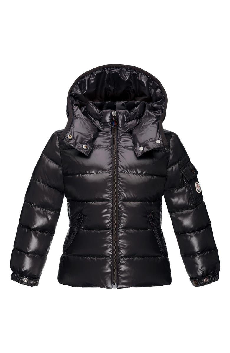Moncler 'Bady' Down Puffer Jacket (Little Girls & Big Girls