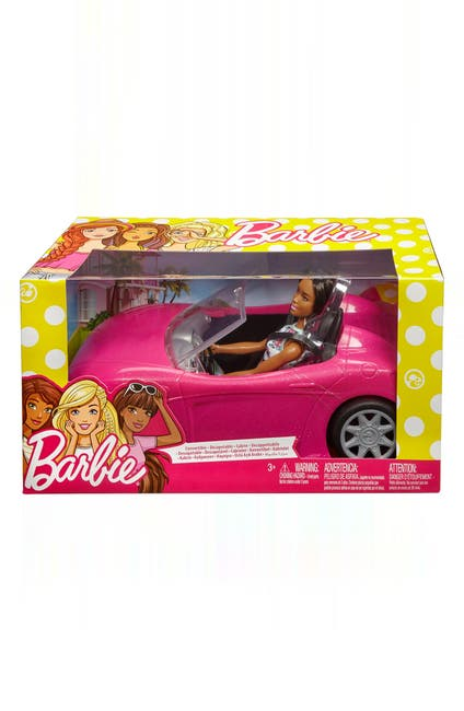 Image of Mattel Barbie® Doll and Vehicle