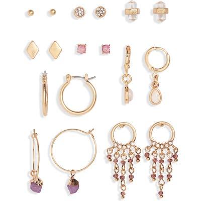 Bp. 9-Pack Earrings