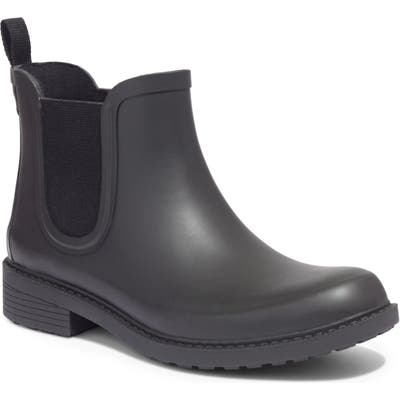 Madewell The Chelsea Rain Boot, Black