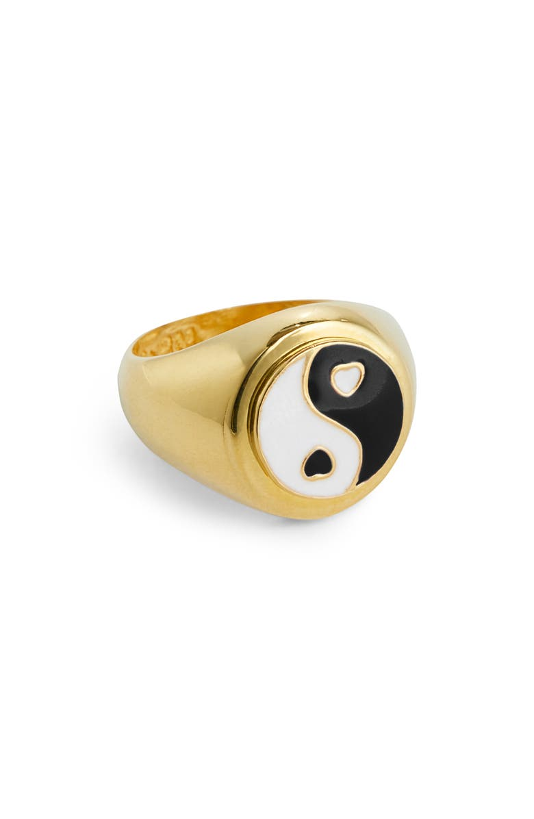 WILHELMINA GARCIA Yin Yang Ring, Main, color, 001