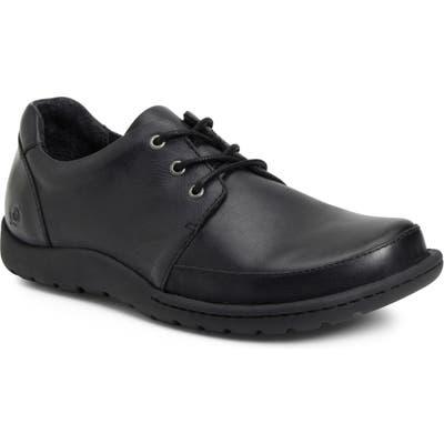 B?rn Nigel Plain Toe Derby, Black