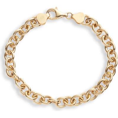 Argento Vivo Classic Chain Bracelet