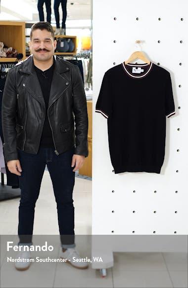 Tipped Piqué T-Shirt, sales video thumbnail