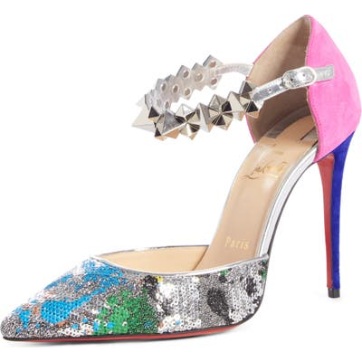 Christian Louboutin Planet Chic Embellished D
