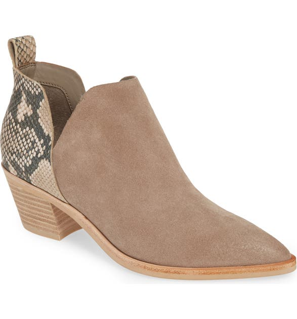 Dolce Vita Boots SONNI POINTY TOE BOOTIE
