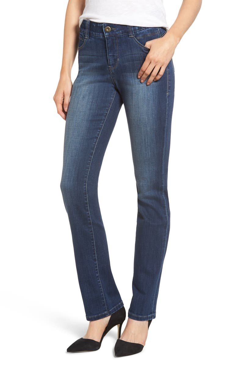 JAG JEANS Ruby Straight Leg Jeans, Main, color, 420
