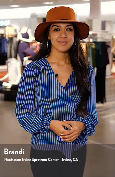 Tie Paperbag Waist Ankle Jeans, sales video thumbnail