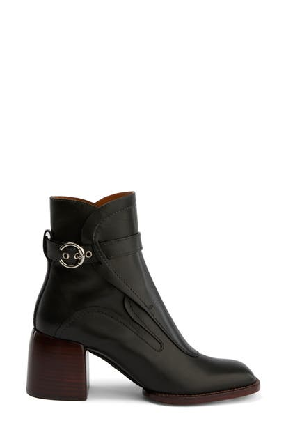 Chloé Shoes GAILE BELTED BOOTIE