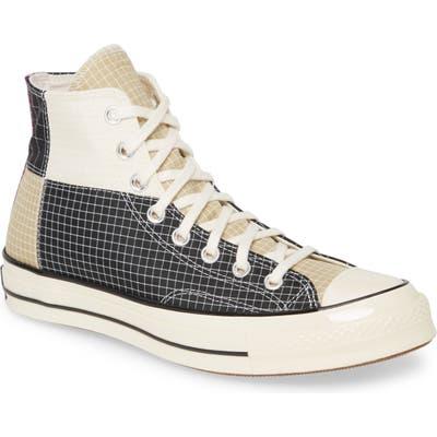 Converse Chuck 70 Quad Sneaker- Black