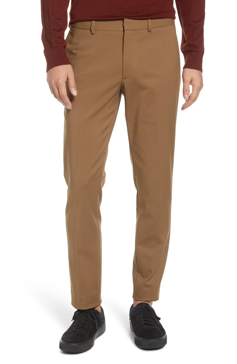 CLUB MONACO Modern Stretch Trousers, Main, color, 240