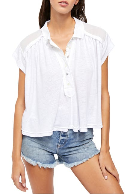Image of Free People Low Down Knit Top