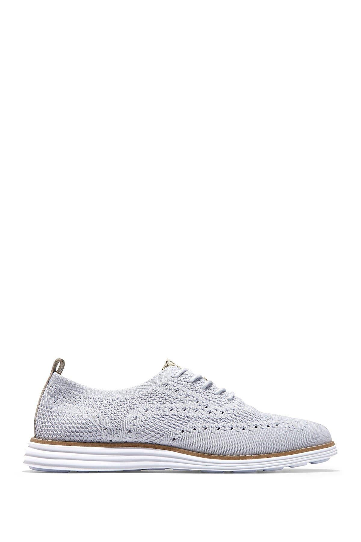 Image of Cole Haan Original Grand Stitchlite Wingtip Oxford Sneaker
