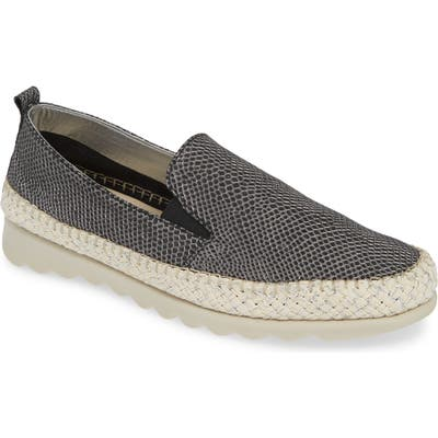 The Flexx Chappie Slip-On Sneaker, Black
