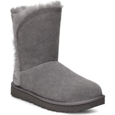 UGG Classic Short Fluff High/low Boot