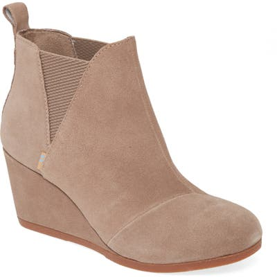 Toms Kelsey Bootie, Brown