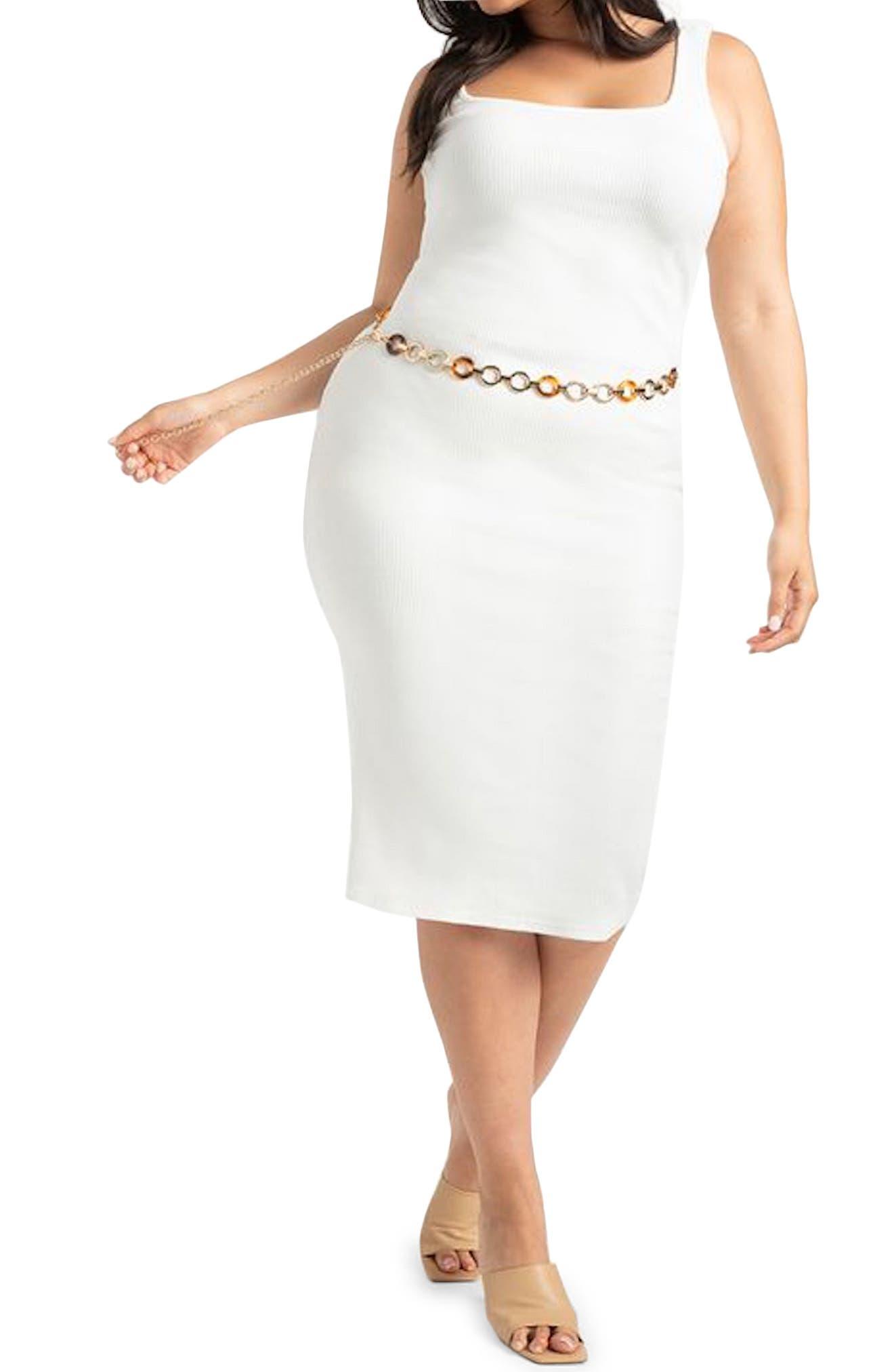 Basic Body-Con Dress
