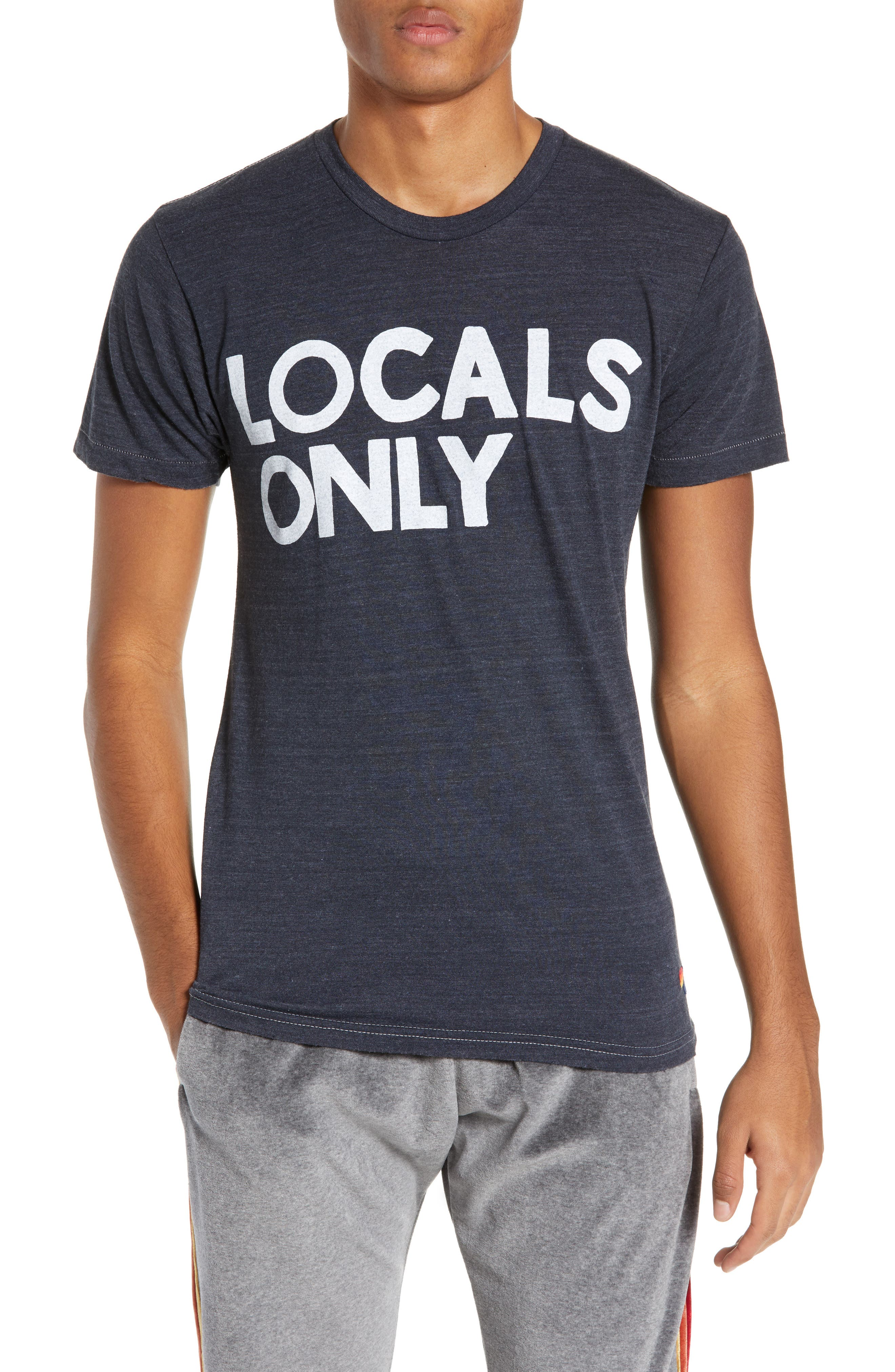 Locals Only Graphic T-Shirt