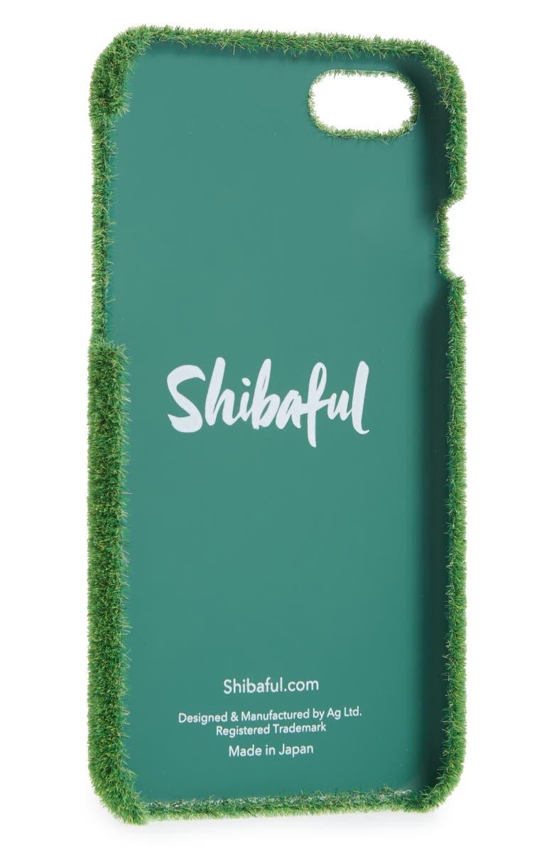 SHIBAFUL Dream Field Portable Park iPhone 7/8 & 7/8 Plus Case, Main, color, GREEN
