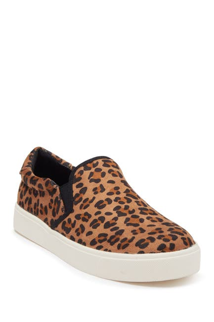 Image of Dirty Laundry Emory Leopard Slip-On Sneaker