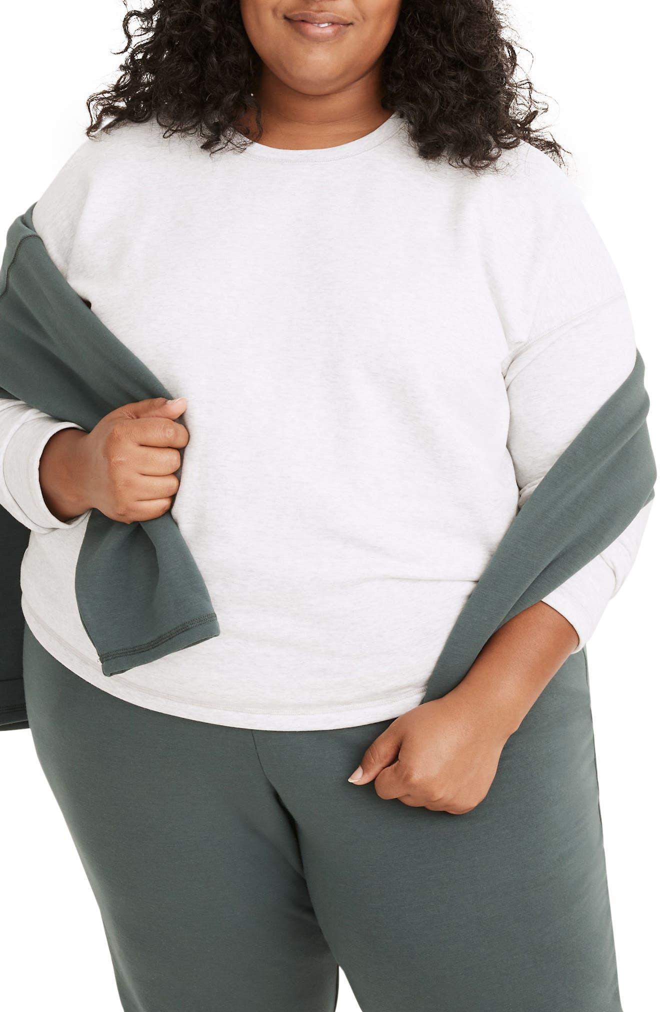 Superbrushed Easygoing Sweatshirt