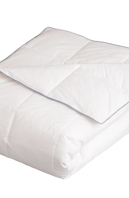 Image of CLIMAREST Tempa Sleep Twin Cotton Cooling Down Alternative Blanket