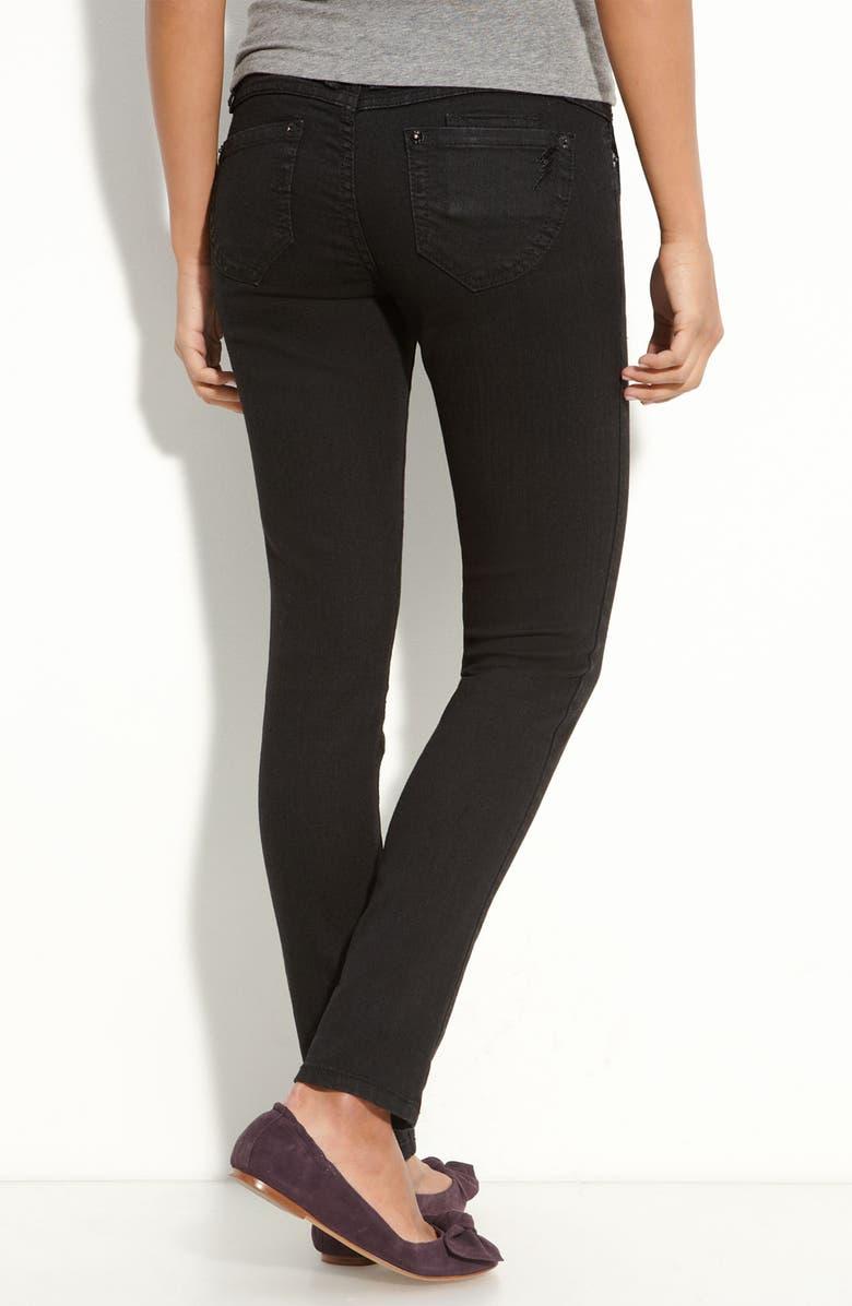 JOLT Skinny Jeans, Main, color, 002