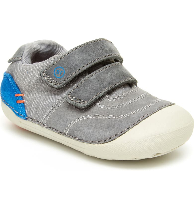 STRIDE RITE Soft Motion<sup>™</sup> Tate Sneaker, Main, color, GREY