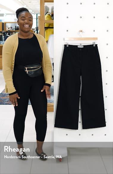 The Wide Leg Crop Pants, sales video thumbnail