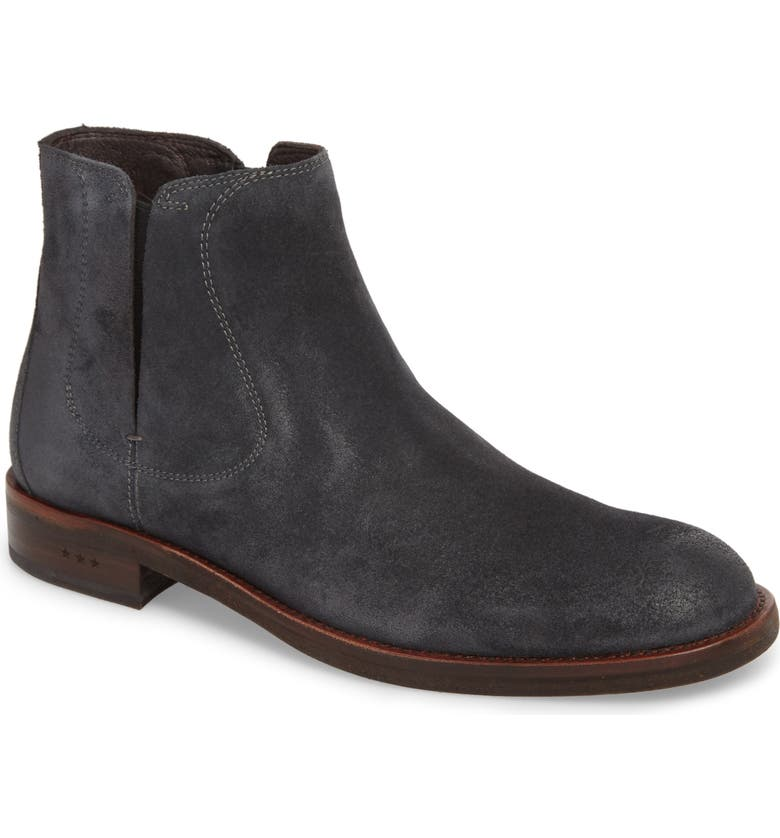 JOHN VARVATOS STAR USA Waverly Covered Chelsea Boot, Main, color, 002