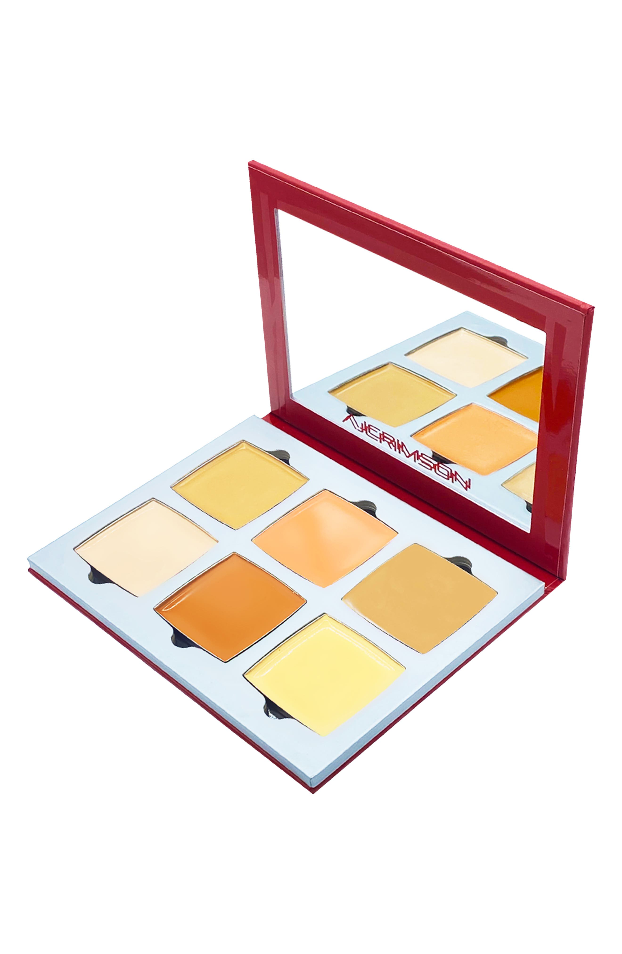 AJ CRIMSON BEAUTY Correct & Conceal Artist Kit in Correct/Conceal at Nordstrom