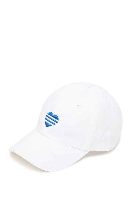 Image of Adidas Golf 3-Stripes Heart Logo Cap