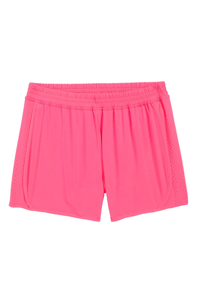 ZELLA GIRL Active Running Shorts, Main, color, 660