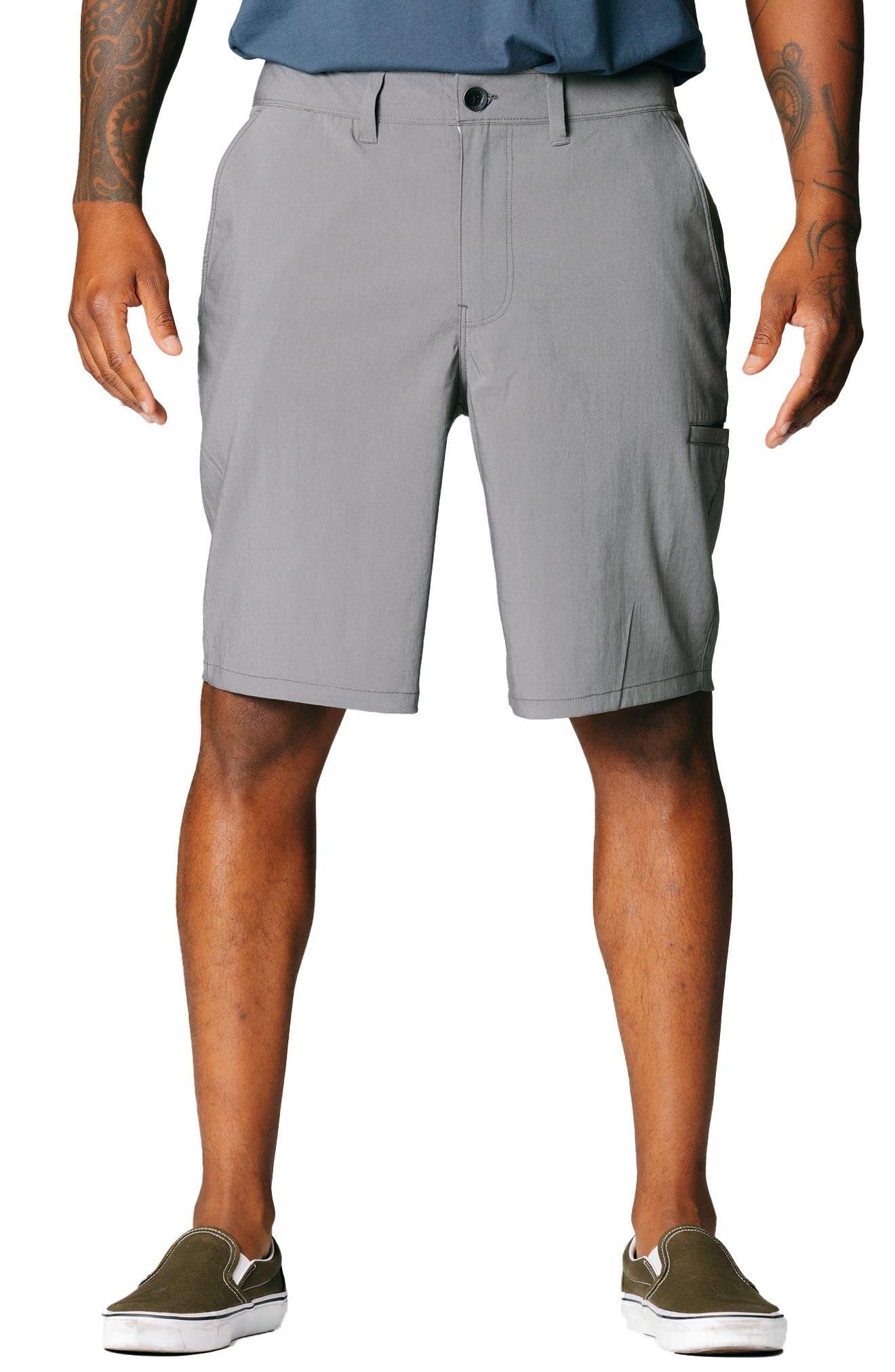 A Game Stretch Shorts